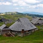 8-Velika planina - pastirsko naselje