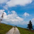9-Na poti proti Veliki planini