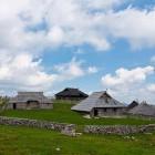 17-Pastirsko naselje na Veliki planini