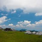 18-Pastirsko naselje na Veliki planini