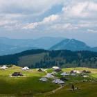 21-Pastirsko naselje na Veliki planini