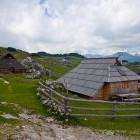 24-Pastirsko naselje na Veliki planini
