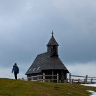 22-Snow Mary chapel on Velika planina