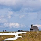 12-Snow Mary chapel on Velika planina