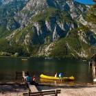 14-Kamp Zlatorog Bohinj - izposoja kanujev