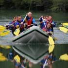 18-V kampu organizirajo tudi čolnarjenje po Kolpi