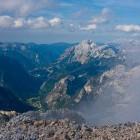 27-Na vrhu Stenarja - pogled proti Trenti