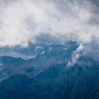28-On the summit of Stenar - view towards Triglav