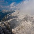 30-Na vrhu Stenarja - zanimiv pogled proti Križu