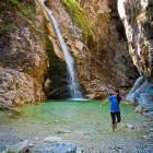 6-Zapotoški slapovi - 1. slap, mrzlooooo!