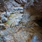 18-Zapotoški slapovi - spust preko skal