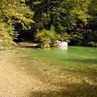 5-The source of Kamniška Bistrica river