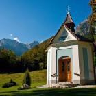 4-Chapel in Kamniška Bistrica