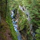13-Predaselj gorge in Kamniška Bistrica valley