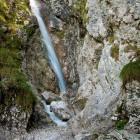 29-Orglice waterfall in Kamniška Bela valley