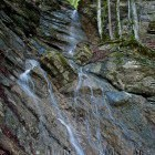 21-Rastočki waterfall, Logar valley
