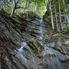 22-Rastočki slap na začetku Logarske doline