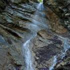 23-Rastočki slap na začetku Logarske doline
