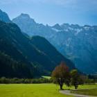 3-Na začetku Logarske doline