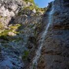 25-Sušica waterfall, Logar valley