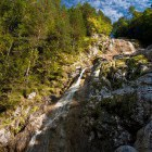 18-Palenk waterfall near Hotel Plesnik, Logar valley