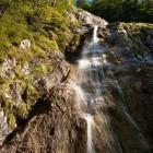 19-Palenk waterfall near Hotel Plesnik, Logar valley
