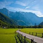 4-Logar valley at Hotel Plesnik