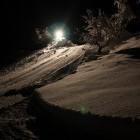 22-Nočno sankanje, Kmetija Lenar, Logarska dolina