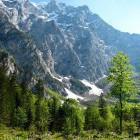13-Planšarija Logarski kot, Logarska dolina