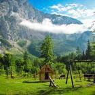 19-Planšarija Logarski kot, Logarska dolina
