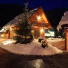 12-Samostojna hišica, Kronau Chalet Resort, Kranjska Gora