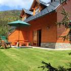 "14-Hišica ""dvojček"", Kronau Chalet Resort, Kranjska Gora"