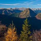 29-Pogled proti grebenu Košute
