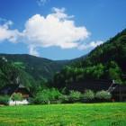 4-Plesnik tourist farm, Logar valley