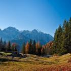 11-Vrtaška planina in pogled na Triglav ter Rjavino