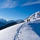 13-The ridge between Slovenia and Austria