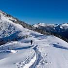 15-Ascent towards Hruški vrh, Karavanke