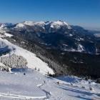 25-Skiing from Hruški vrh