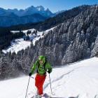 9-Ascent towards Hruški vrh, Karavanke