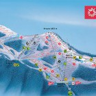 1-Map of Krvavec ski resort (source: www.rtv-krvavec.si)