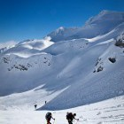 7-Triglav Haute Route, Ski touring adventure, Day 1