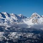16-Triglav Haute Route, Ski touring adventure, Day 1