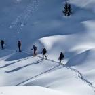 24-Triglav Haute Route, Ski touring adventure, Day 2