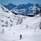 28-Triglav Haute Route, Ski touring adventure, Day 2