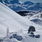 32-Triglav Haute Route, Ski touring adventure, Day 2