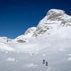 33-Triglav Haute Route, Ski touring adventure, Day 2