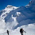 12-Triglav Haute Route, Ski touring adventure, Day 1