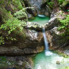 9-Discover the hidden waterfalls of Julian Alps