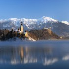 7-Enjoy the beautiful mornings on Lake Bled