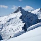 24-Pogled na Mali in Veliki Draški vrh iz Debelega vrha